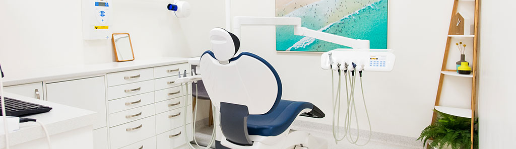 maudsland dental treatment room